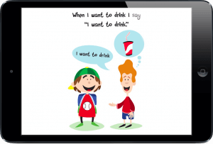 App To Teach Beginning Language Skills